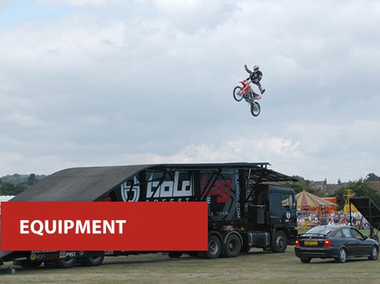 equipment - ramp